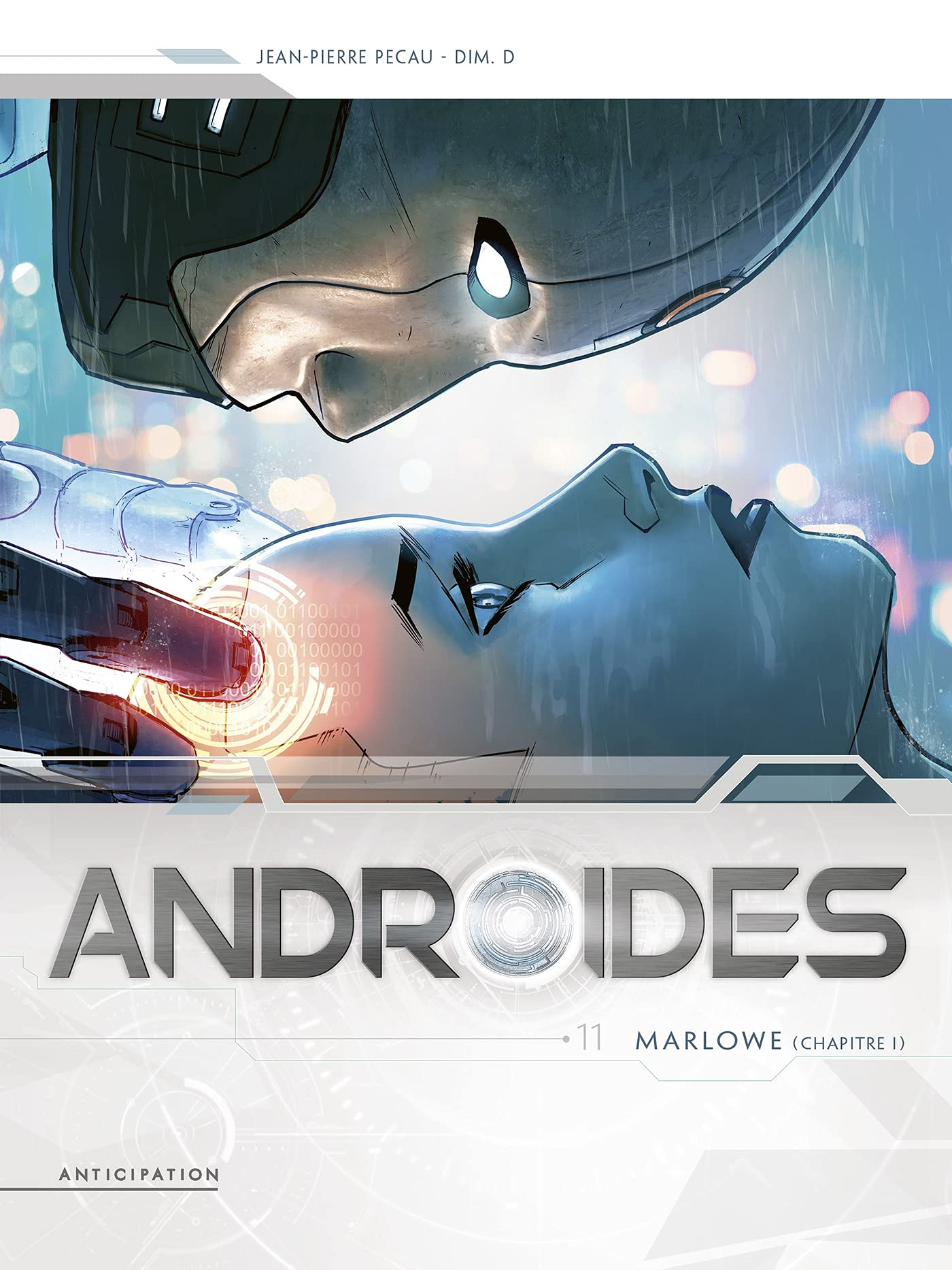Androïdes 11 - Marlowe (chapitre 1)