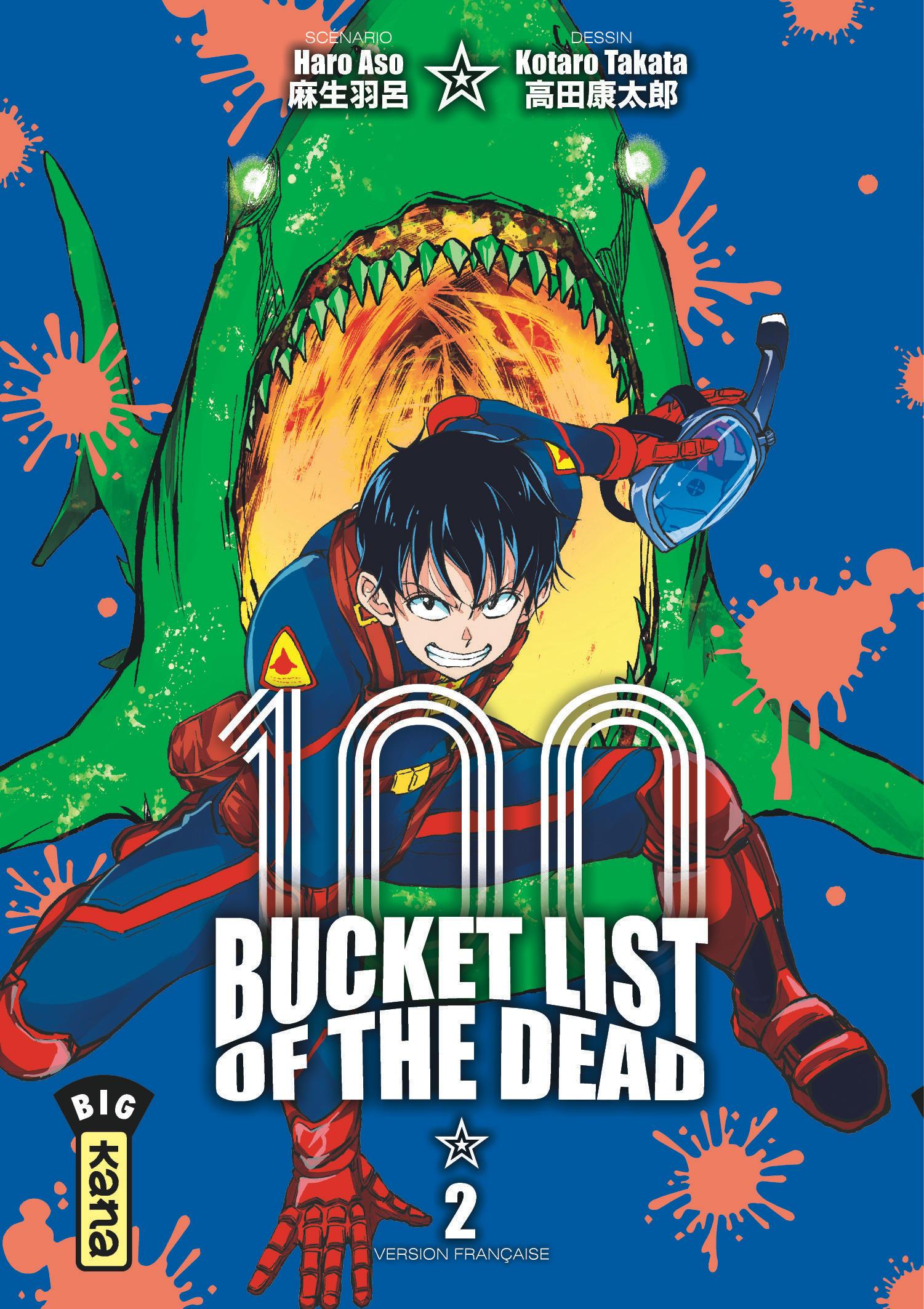 Bucket List Of the Dead 2