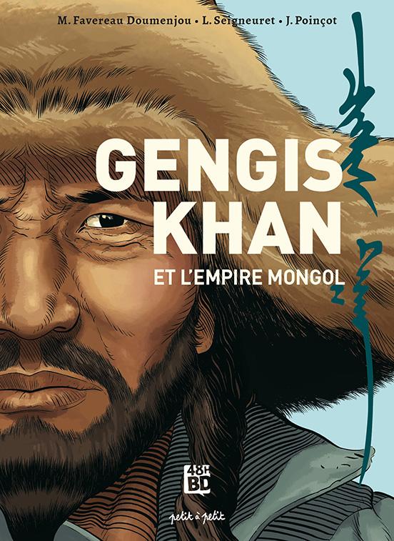 Gengis Khan et l'empire mongol 1
