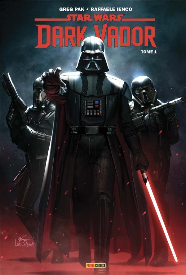 Star Wars - Darth Vader 1 - Couverture régulière