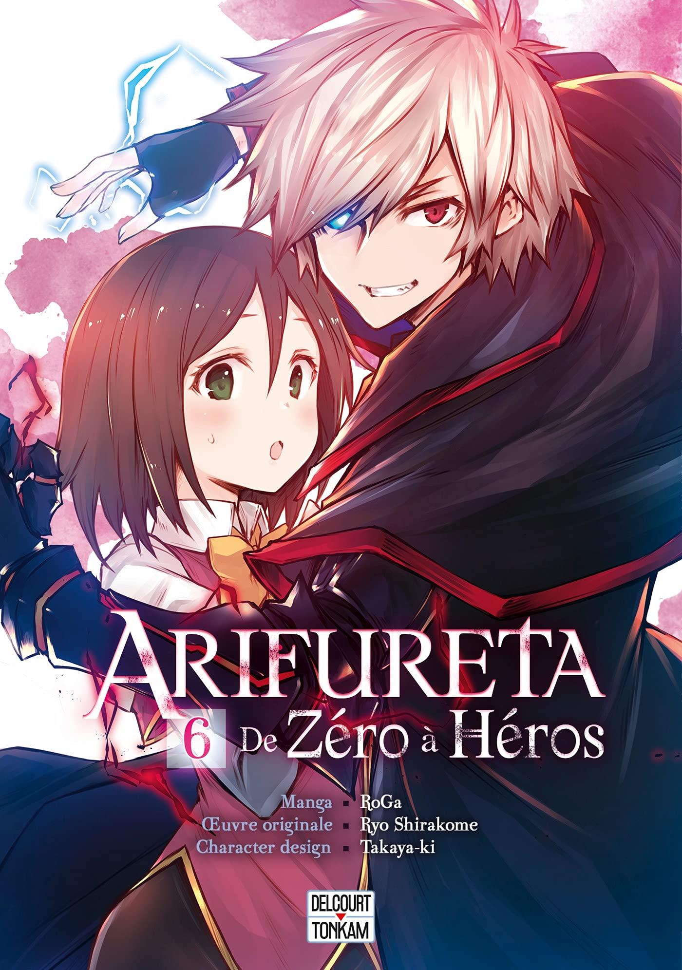 Arifureta - De zéro à héros 6