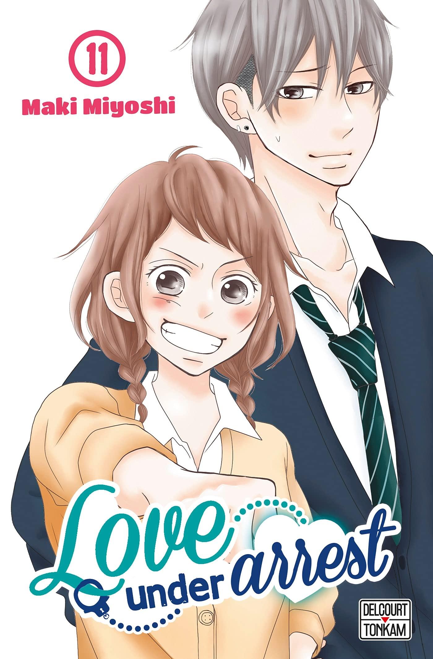 Love under Arrest 11