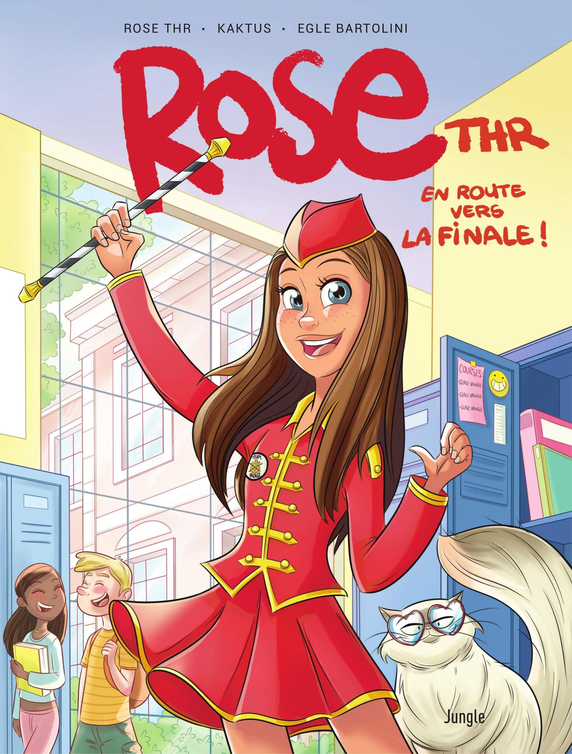 Rose THR - En route vers la finale ! 1 - En route vers la final !