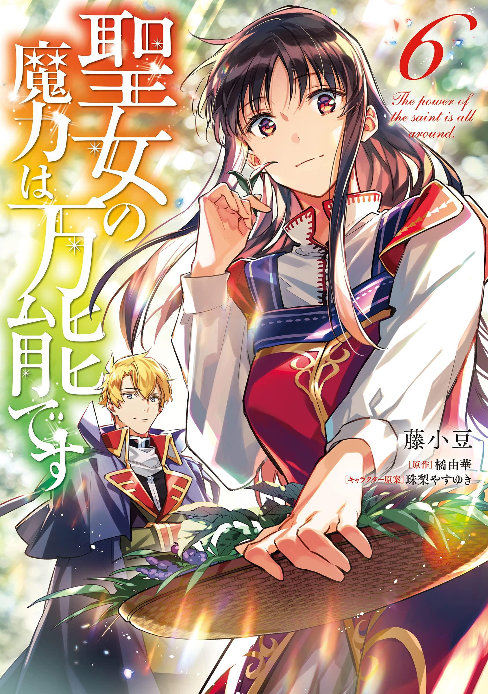 Seijo no Maryoku wa Bannou desu 6
