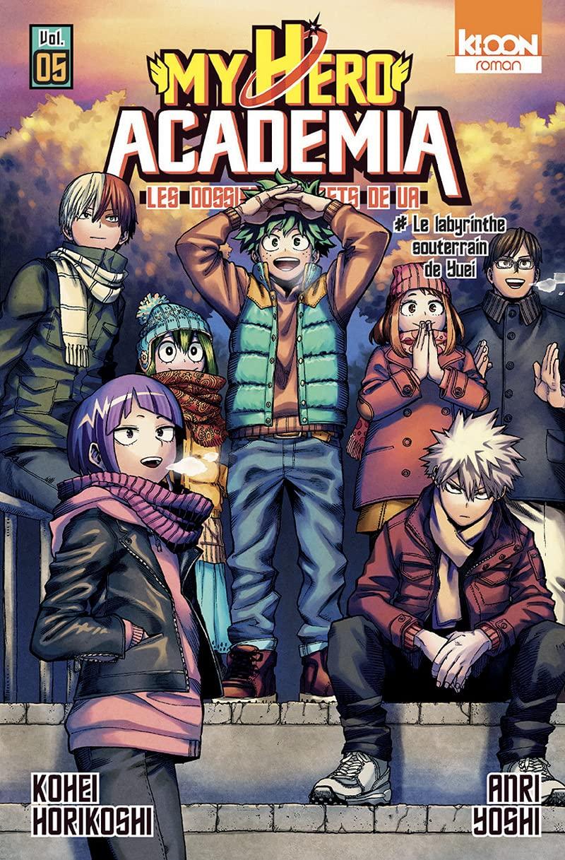 My hero academia - Les dossiers secrets de UA 5