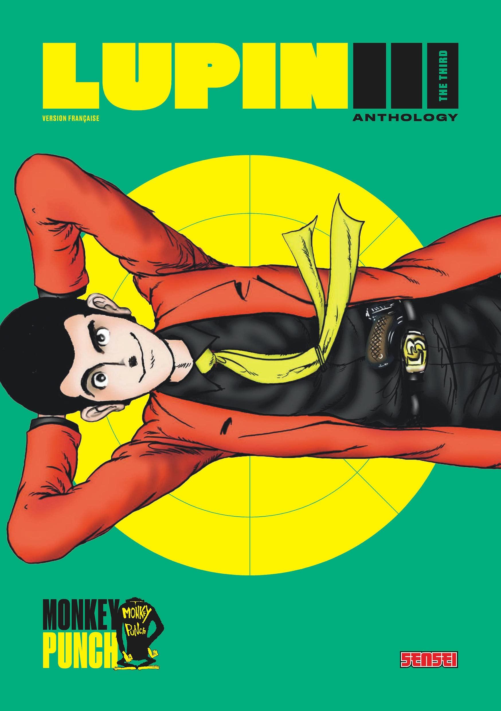 Manga Lupin the Third