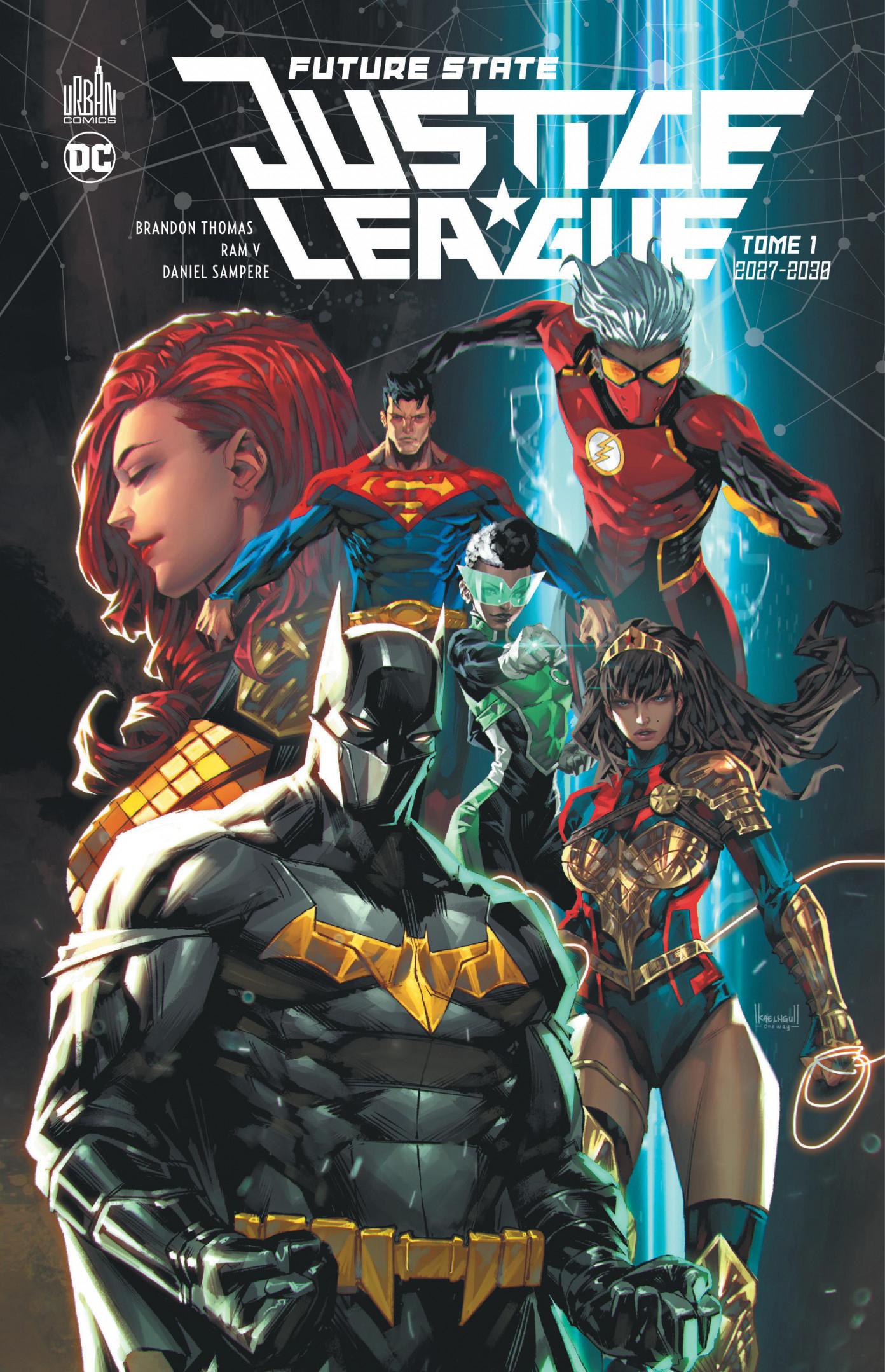 Future State: Justice League 1