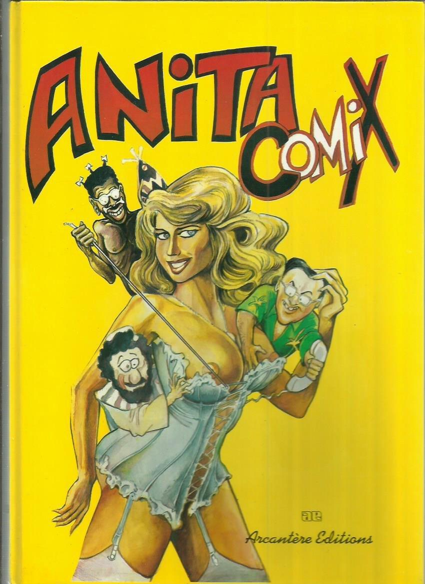 Anita comix 1
