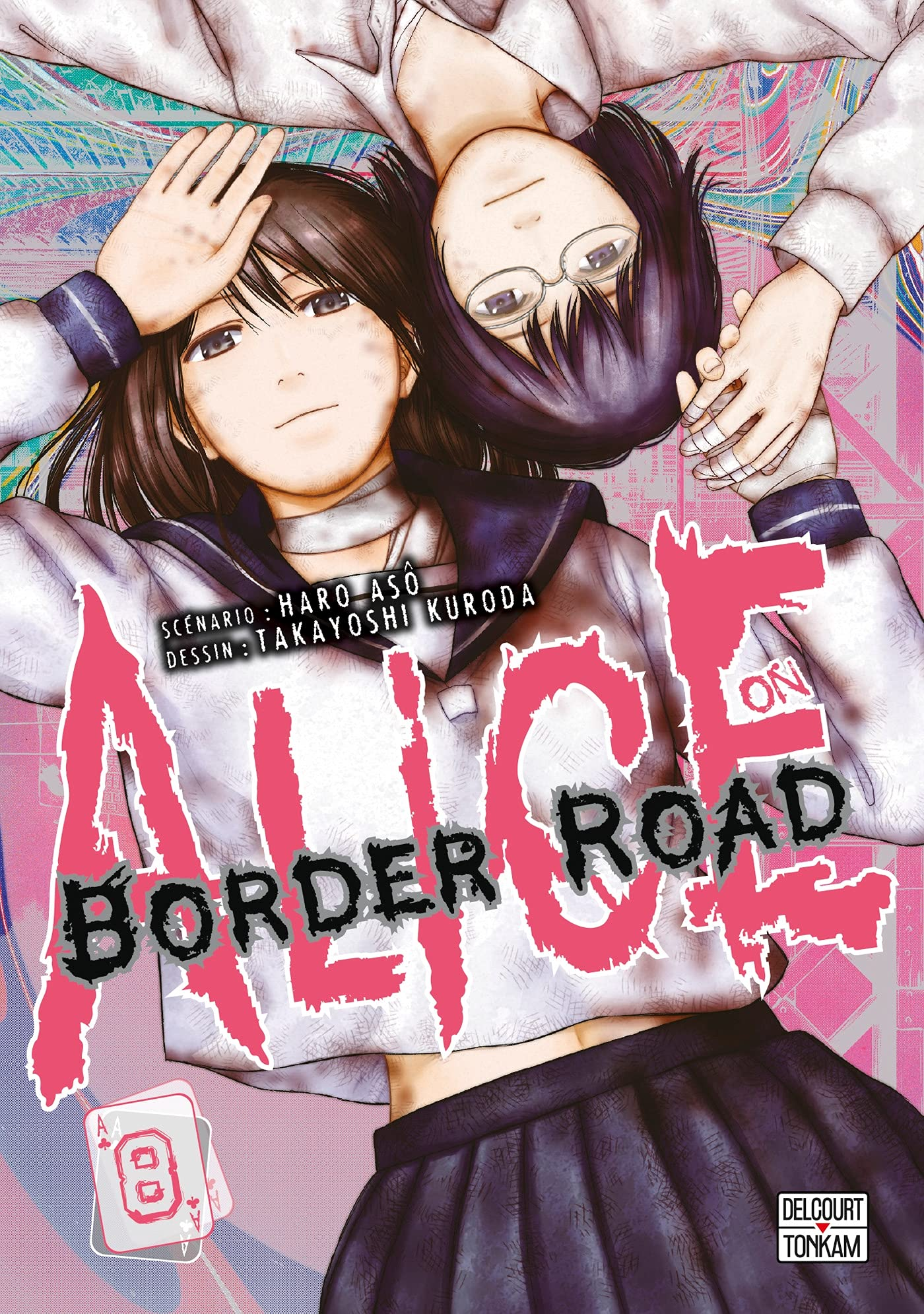 Alice on Border road 8