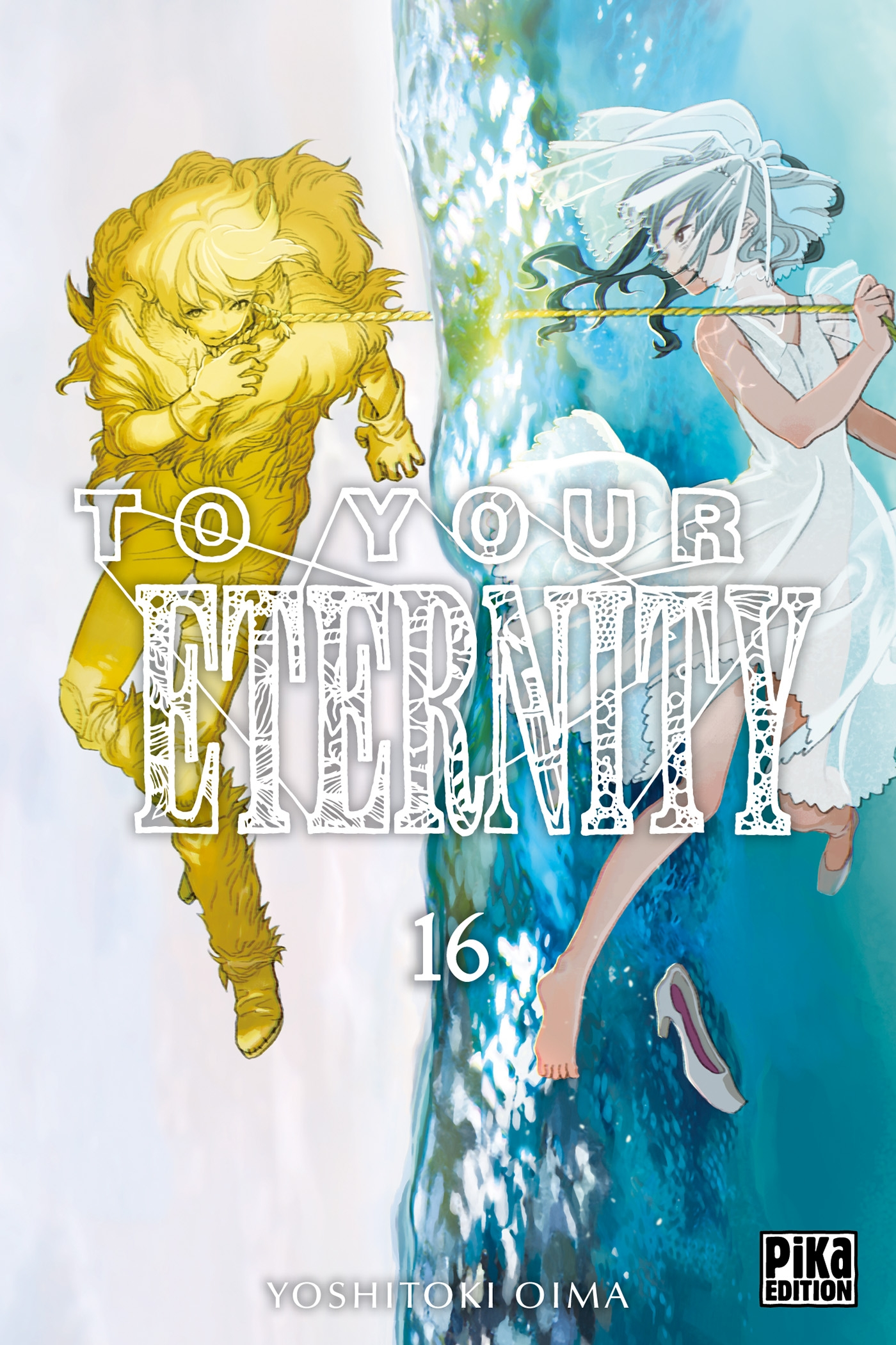 To your eternity 16