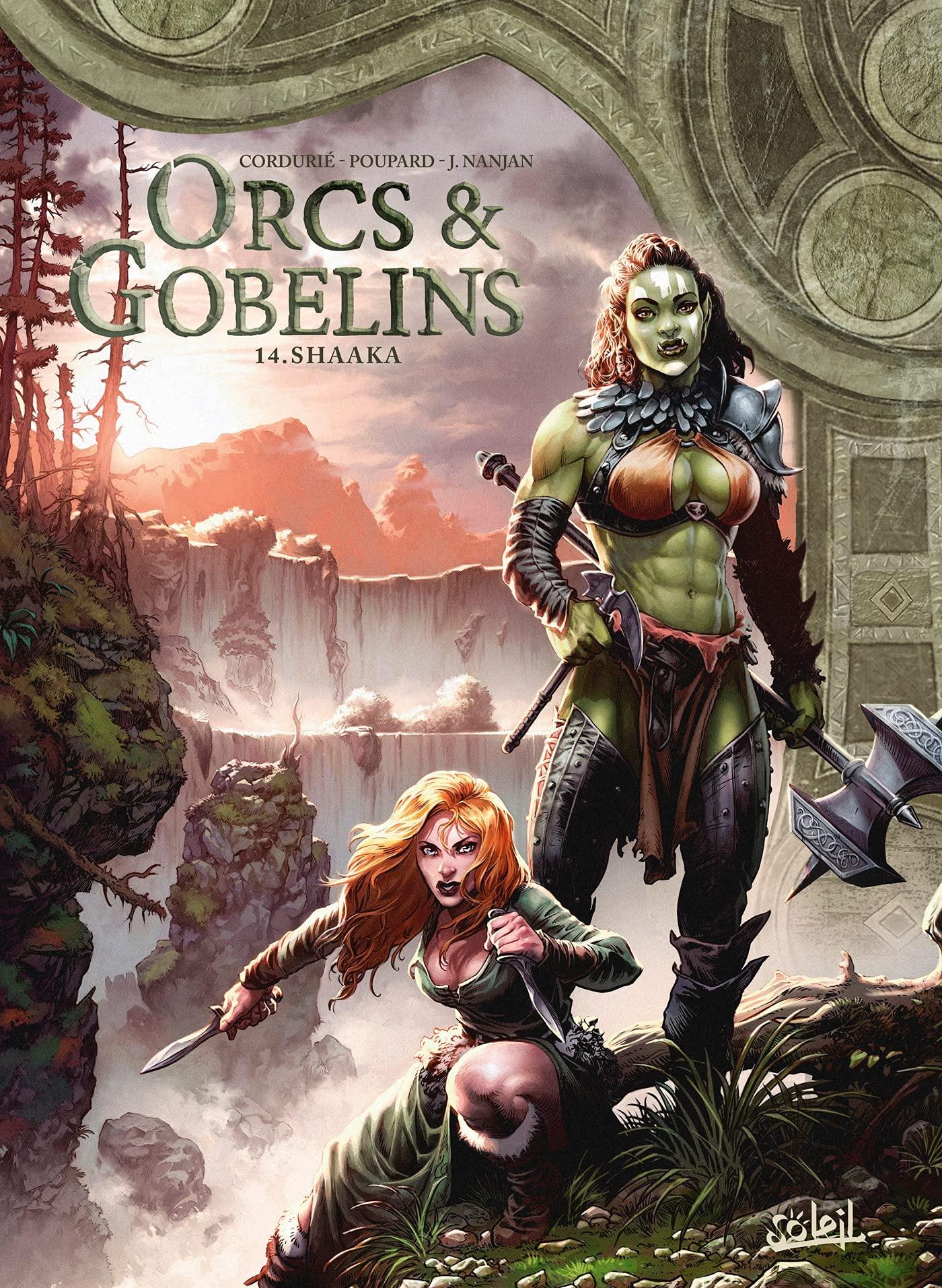 Orcs et Gobelins 14 - Shaaka