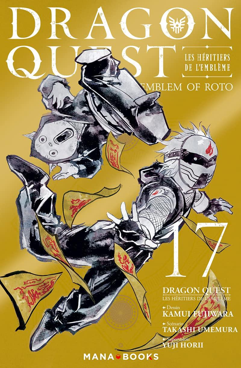 Dragon Quest - Les Héritiers de l'Emblème 17