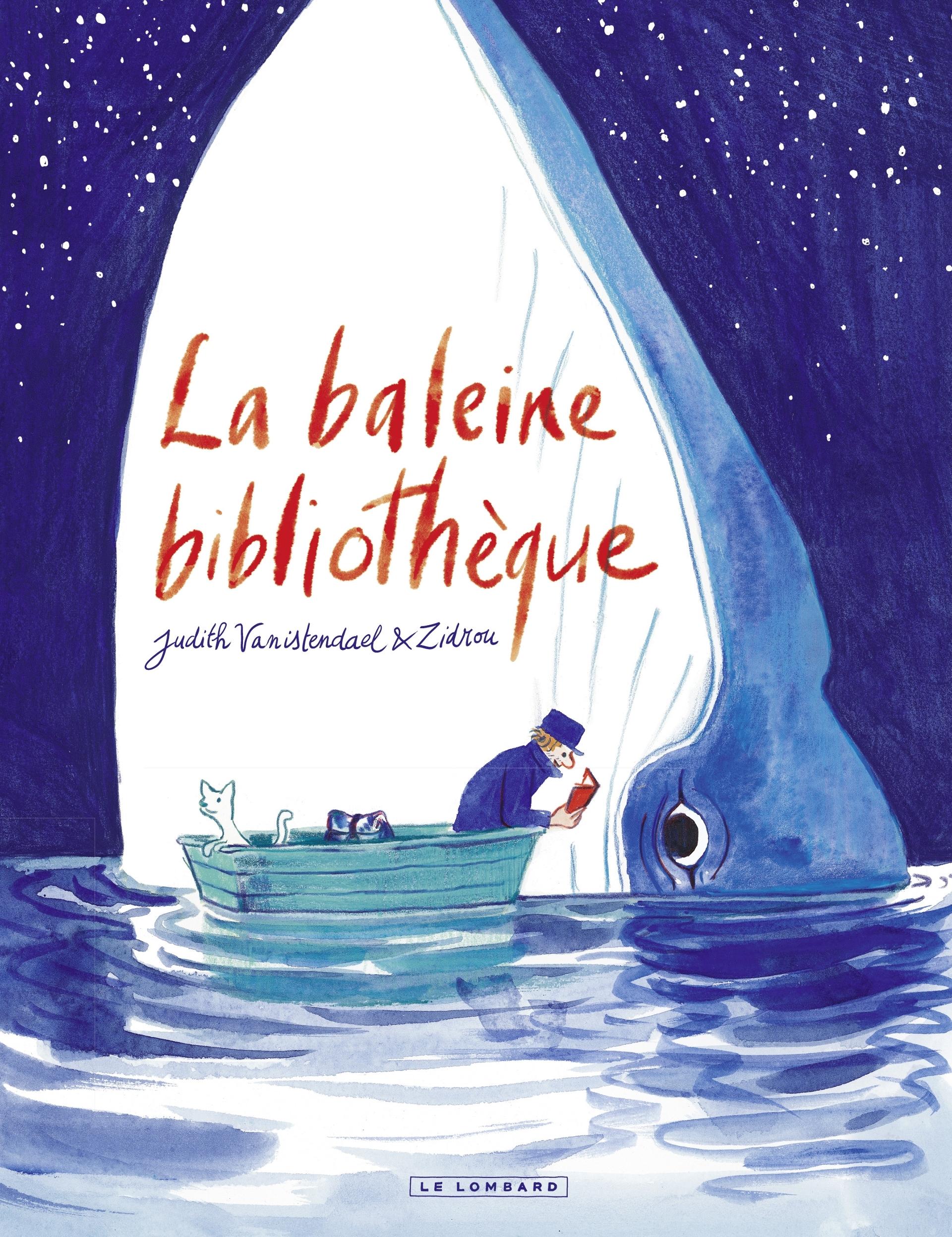 La baleine bibliothèque 1