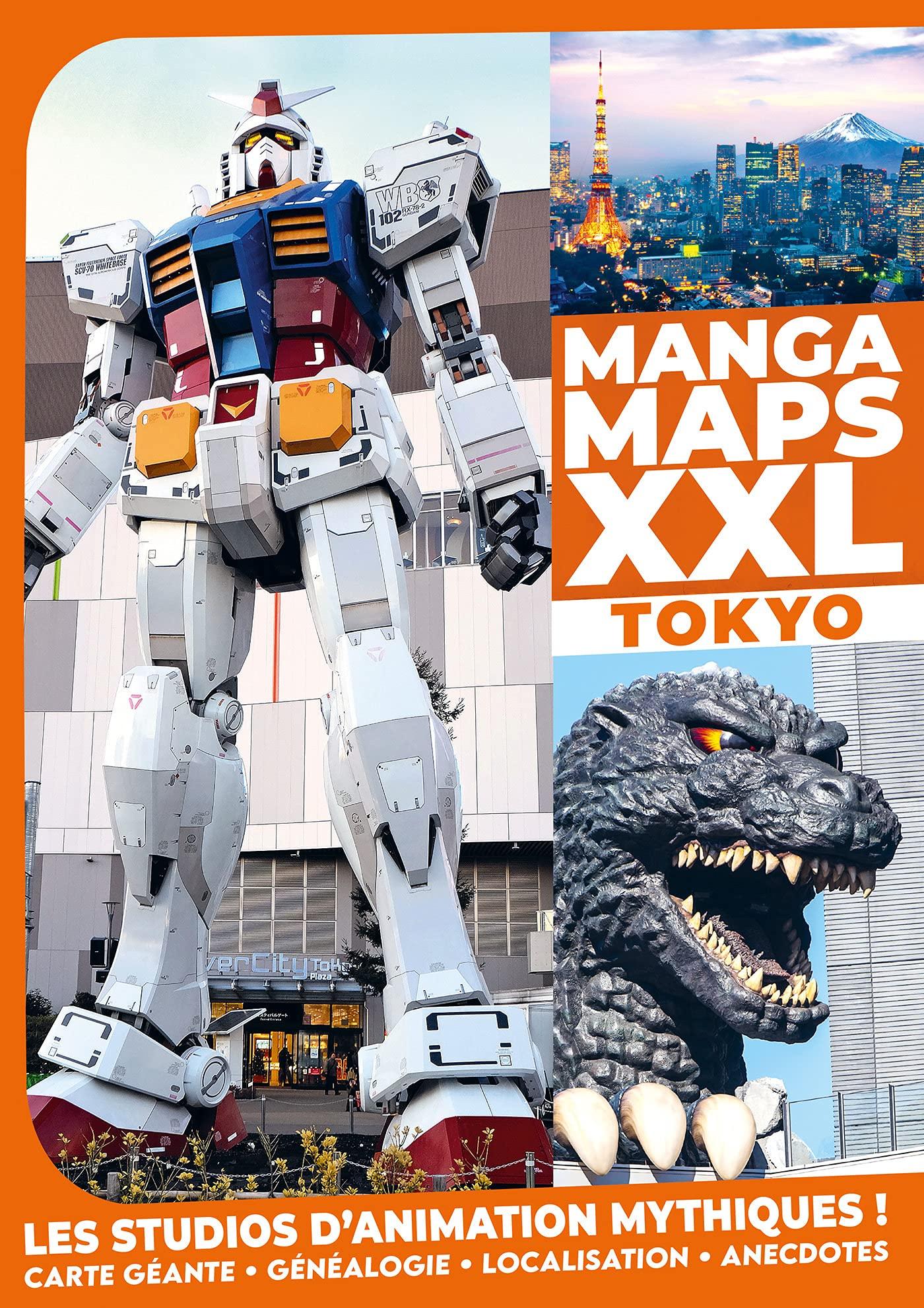 Animeland 5 - Manga Maps XXL Tokyo