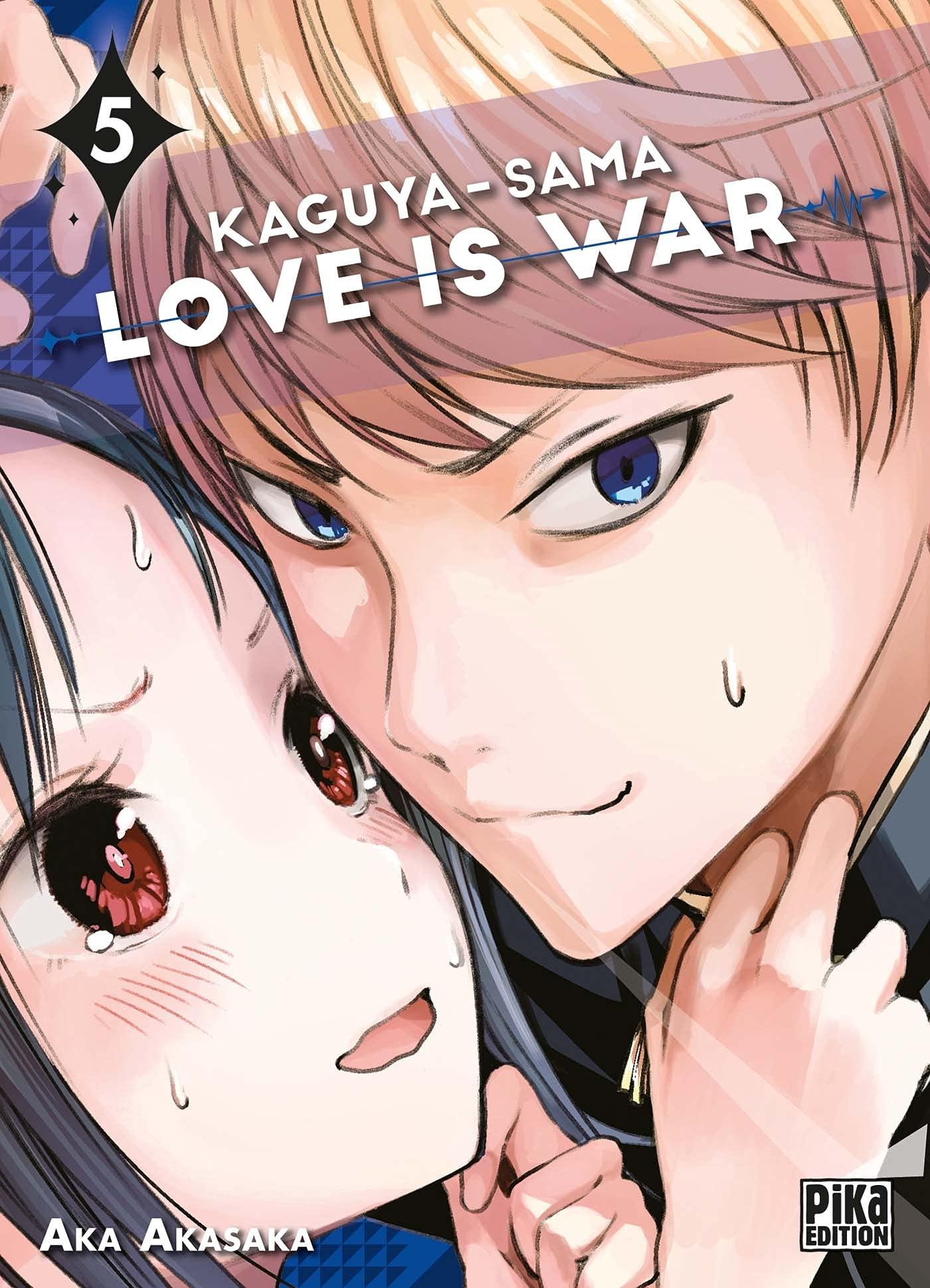 Kaguya-sama : Love Is War 5