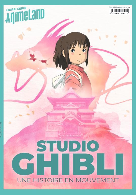 Animeland 26 - Studio Ghibli