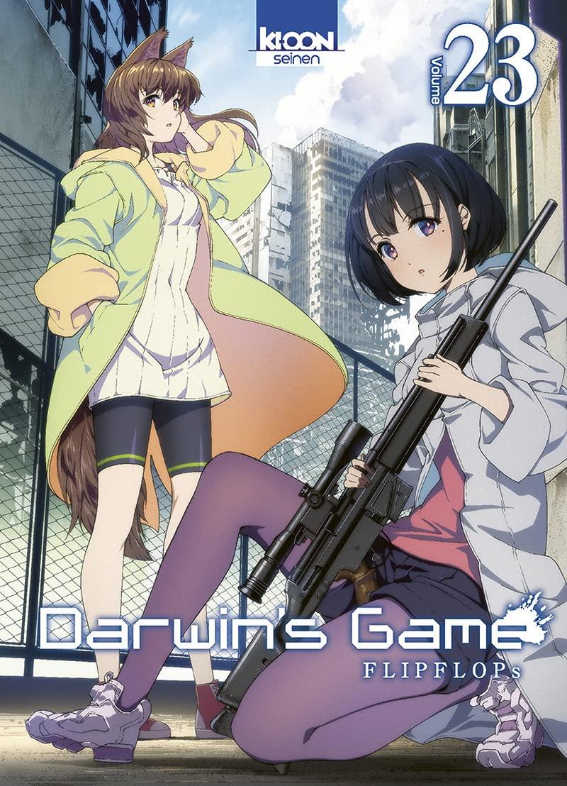 Darwin's Game 23