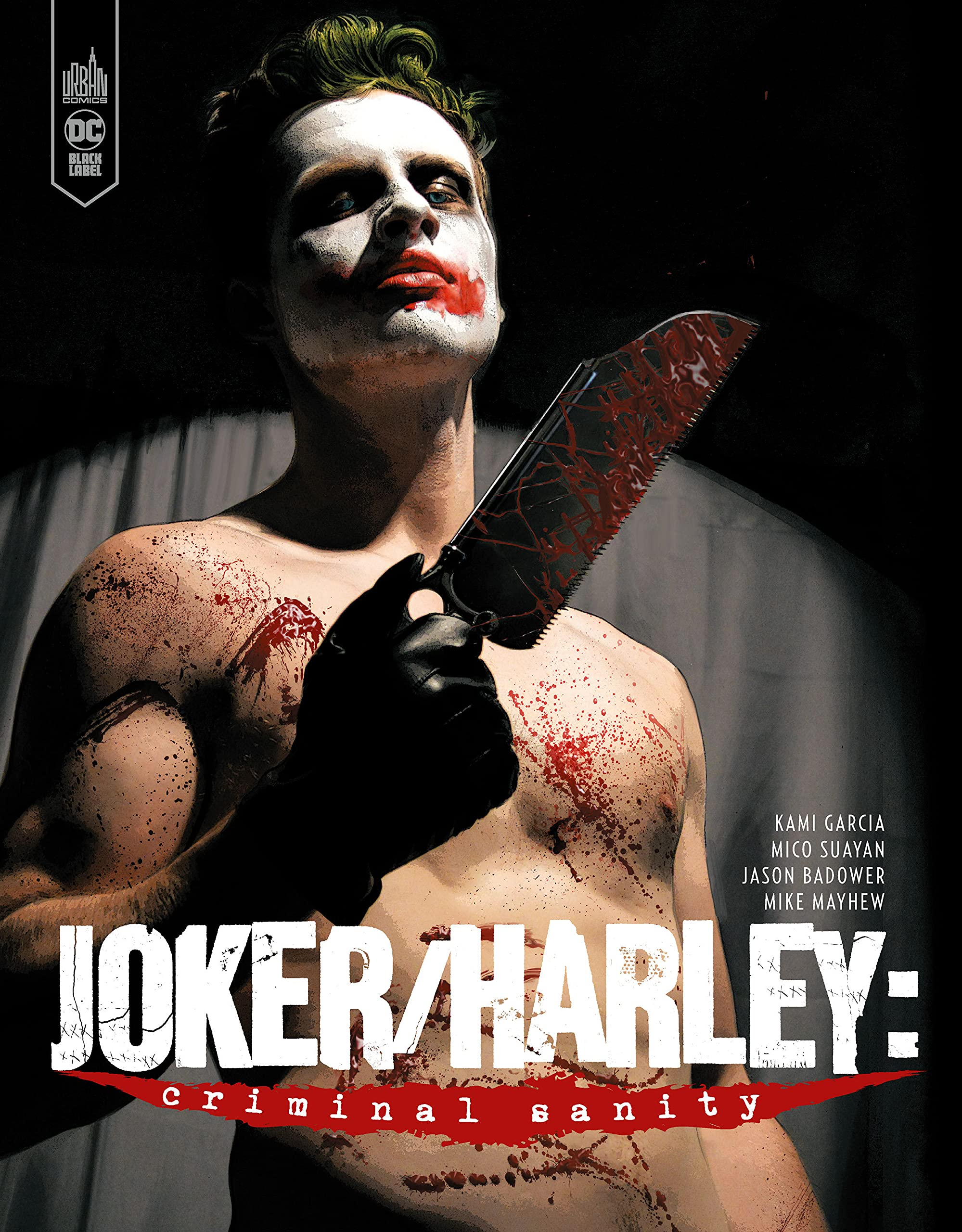 Harley / Joker - Criminal sanity 1