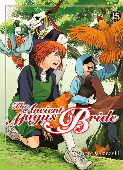 The Ancient Magus Bride 15