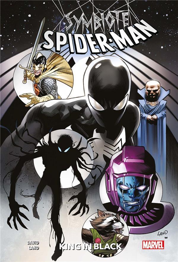 Symbiote Spider-man - King in black 1 - King in black