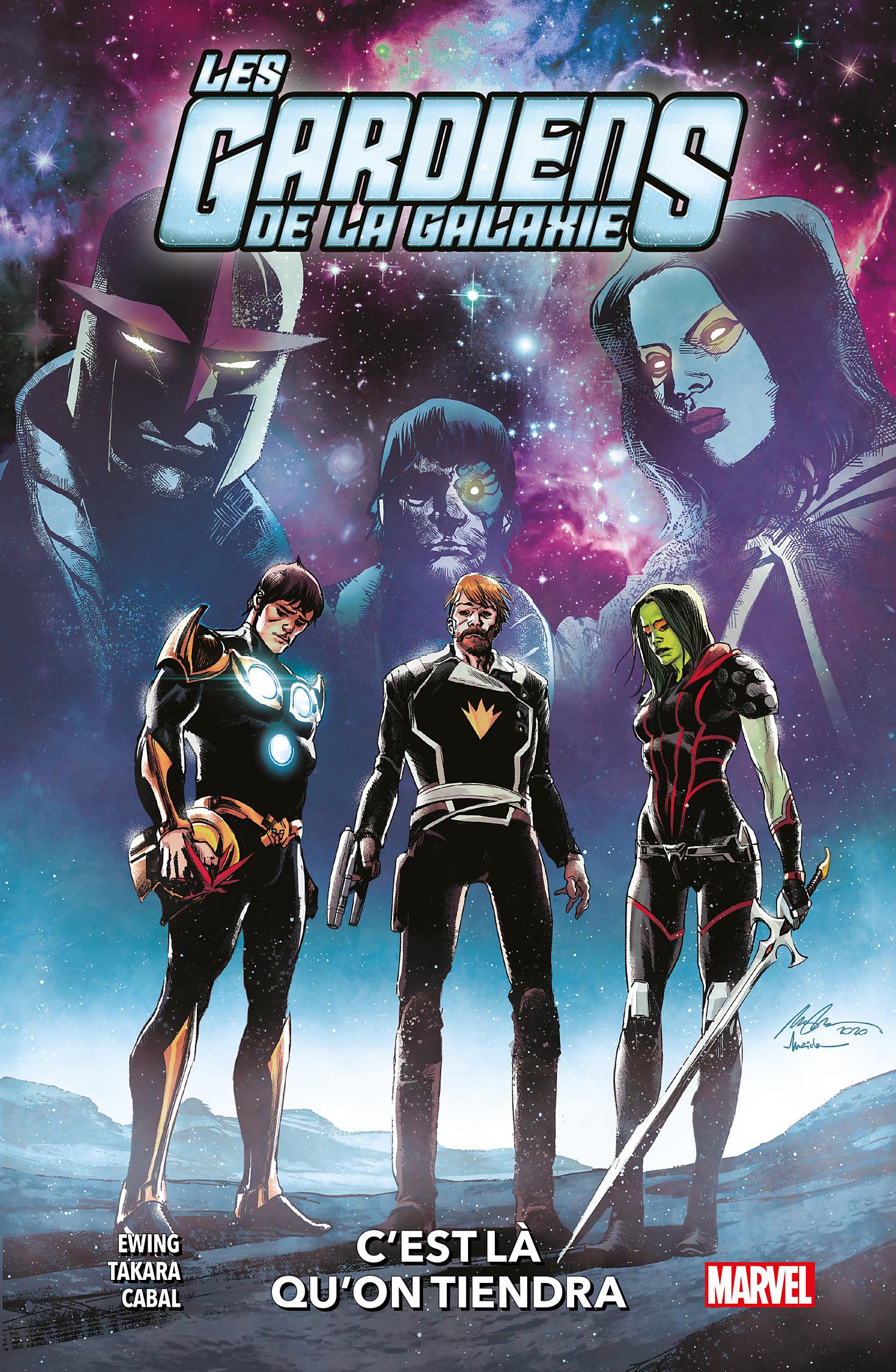 Les Gardiens de la Galaxie 2 - C'est là qu'on tiendra