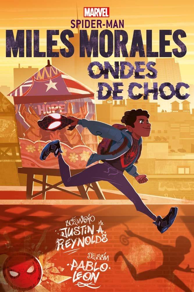 Marvel next gen - Miles Morales ondes de choc 1