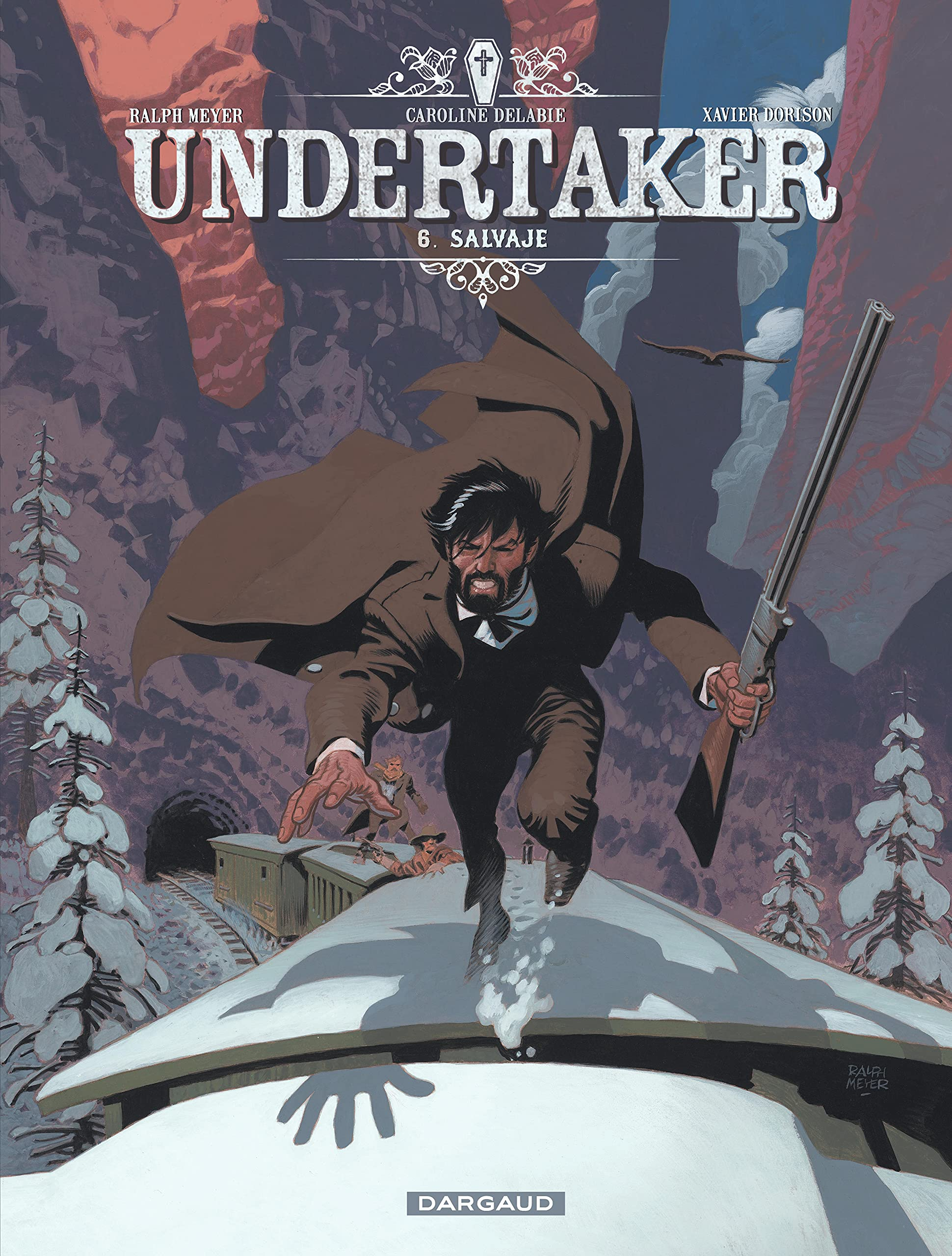Undertaker 6 - Salvaje