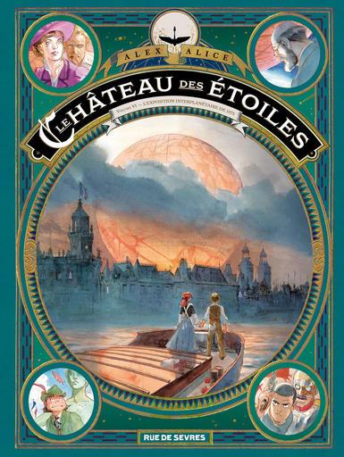 Le Château des Etoiles 6 - L'exposition interplanétaire de 1875