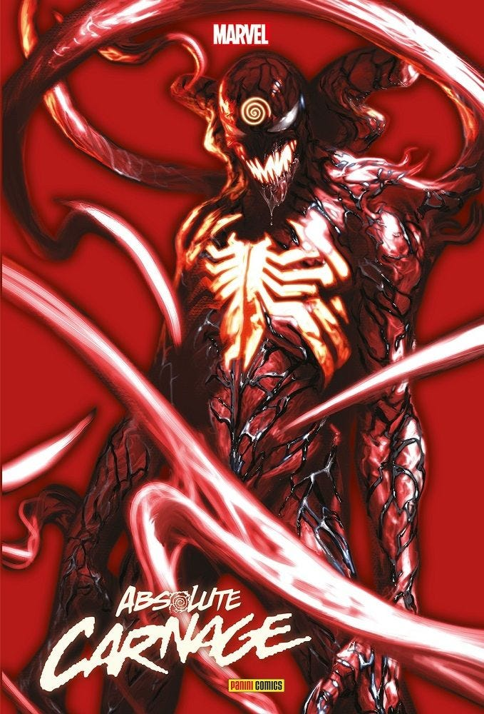 Absolute Carnage 1 - Absolute Carnage
