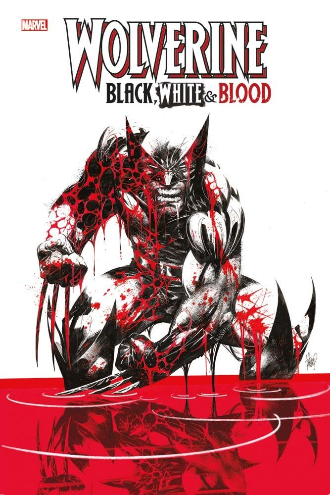 Wolverine - Black White and Blood 1