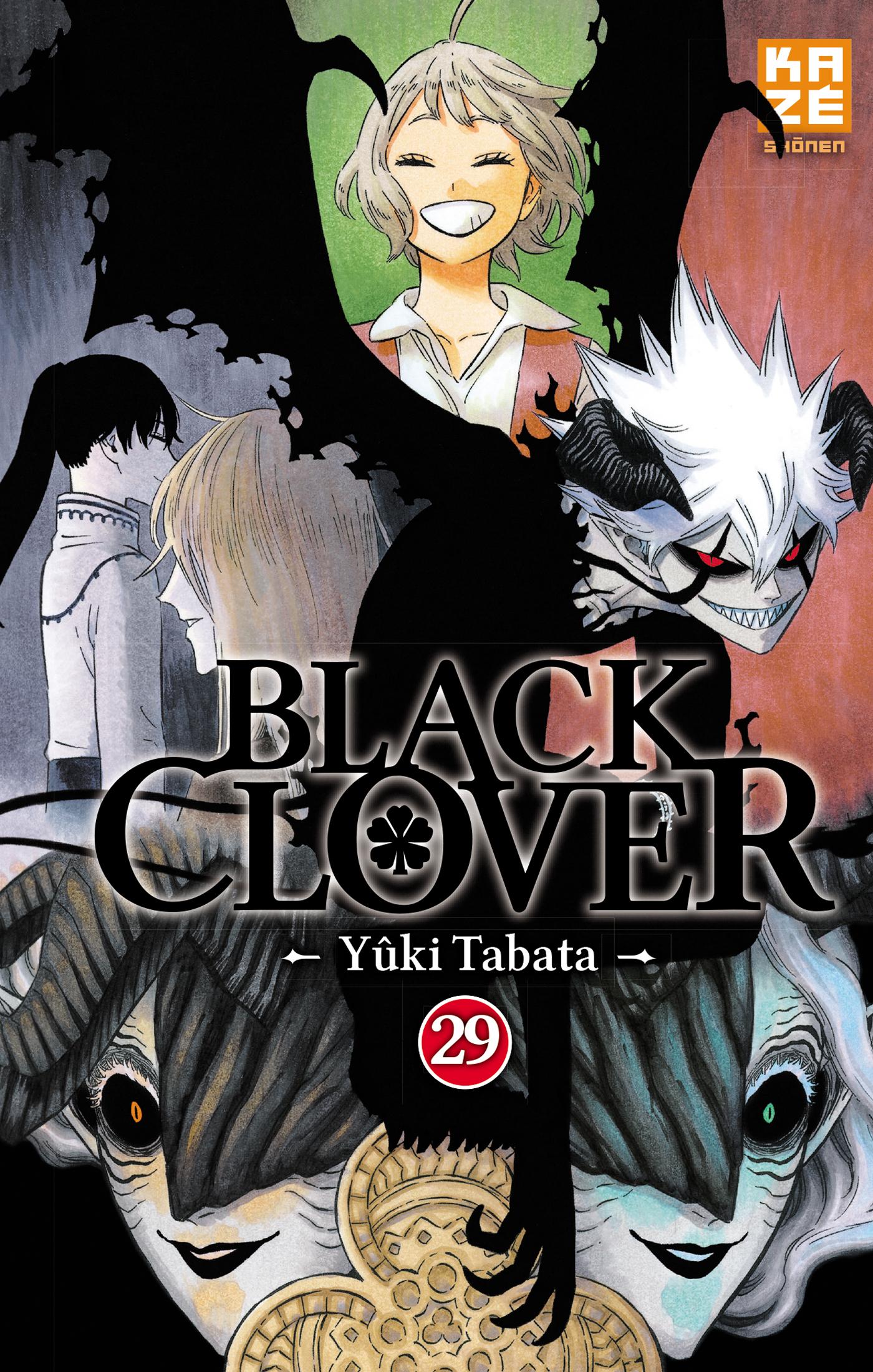 Black Clover 29