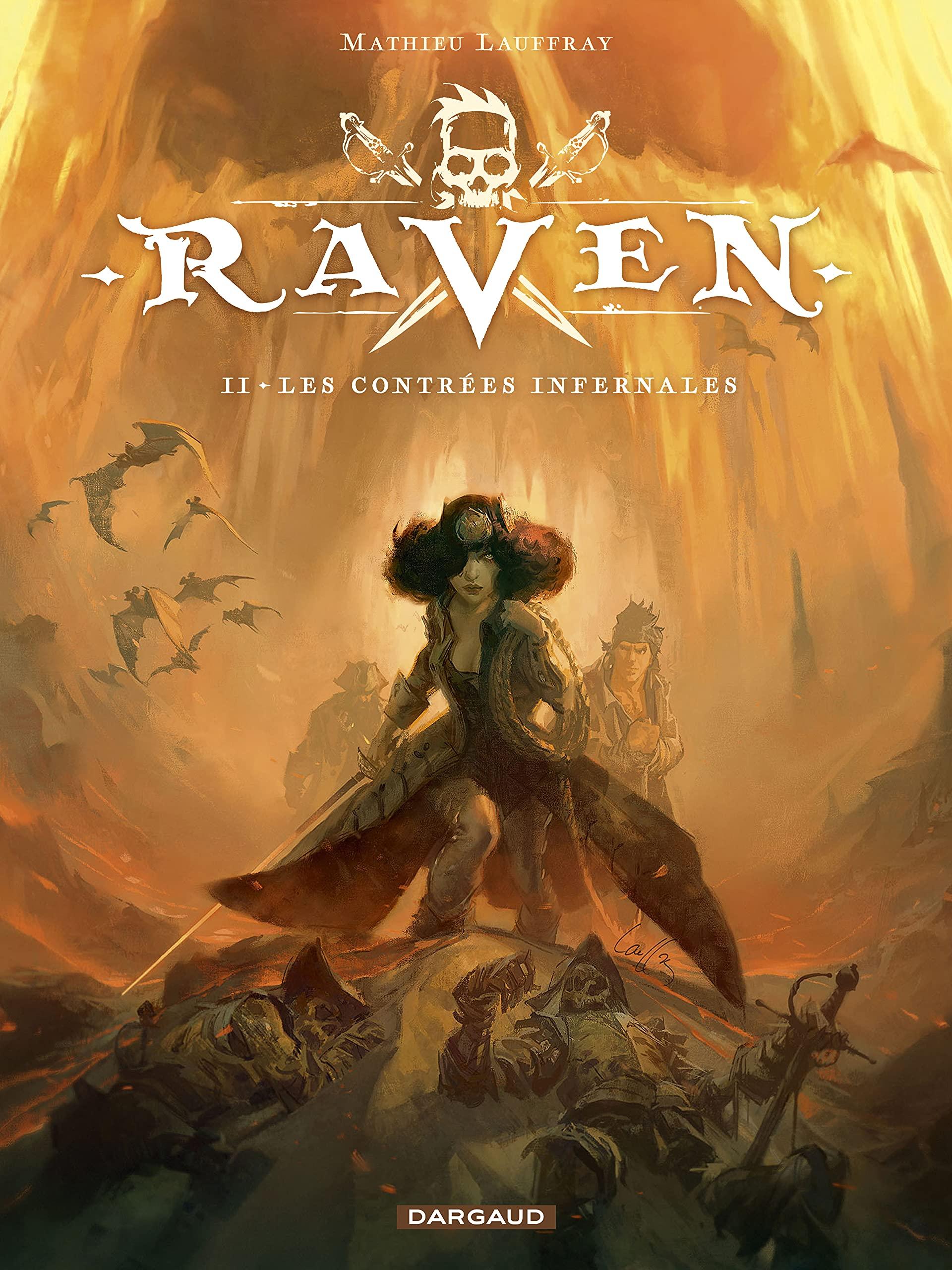Raven 2 - Les contrées infernales