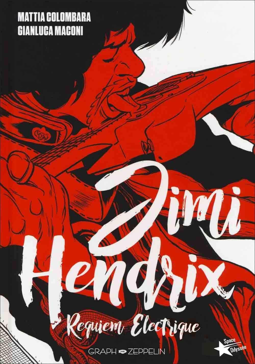 Jimi Hendrix : requiem électrique 1