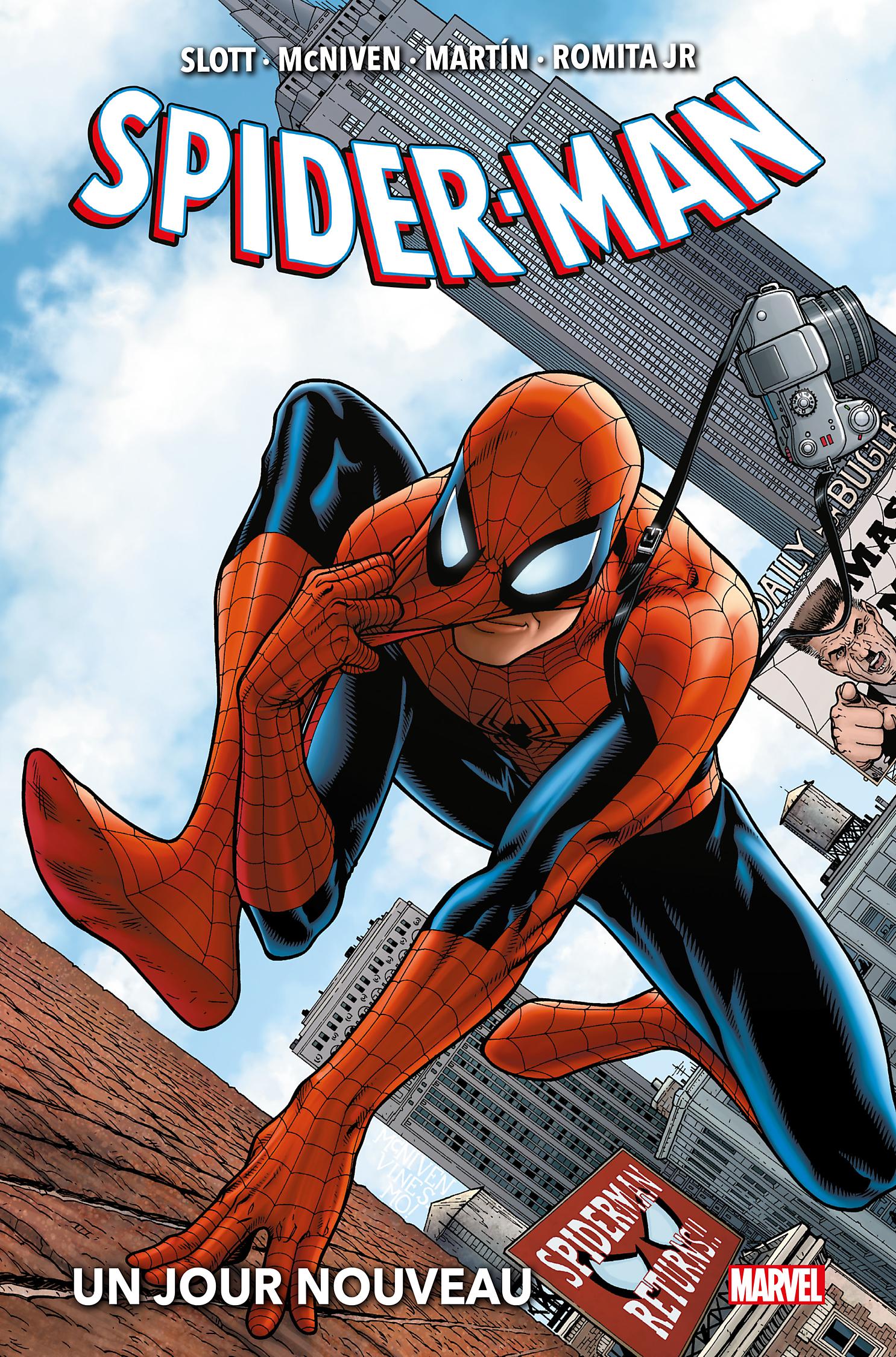 Spider-Man - Un Jour Nouveau 1