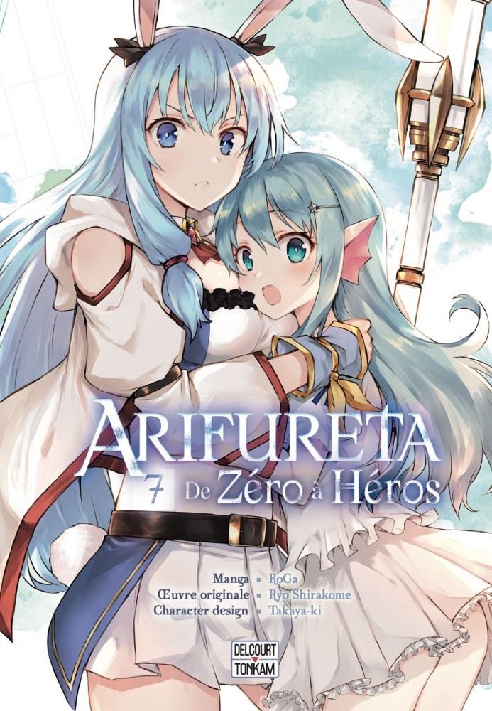 Arifureta - De zéro à héros 7