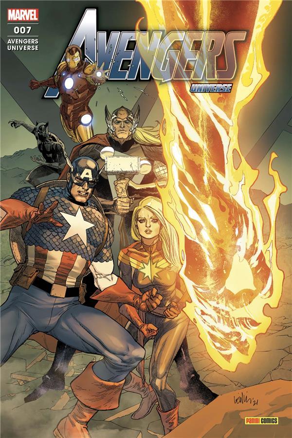 Avengers Universe 7