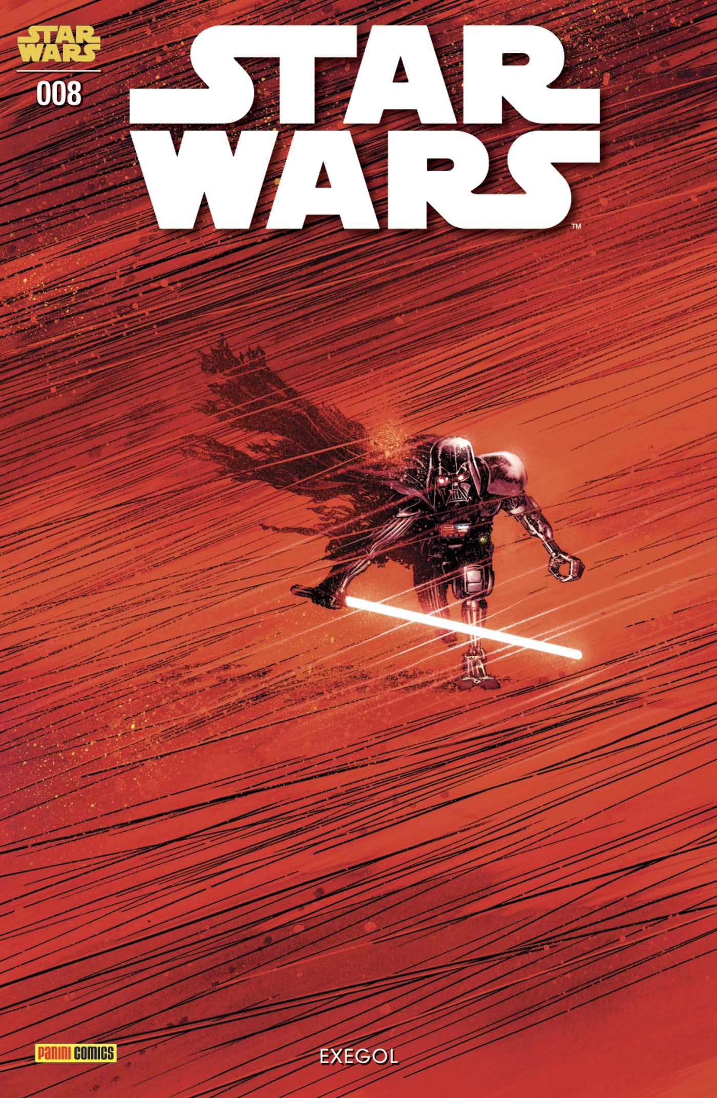 Star Wars 8 - Couverture régulière