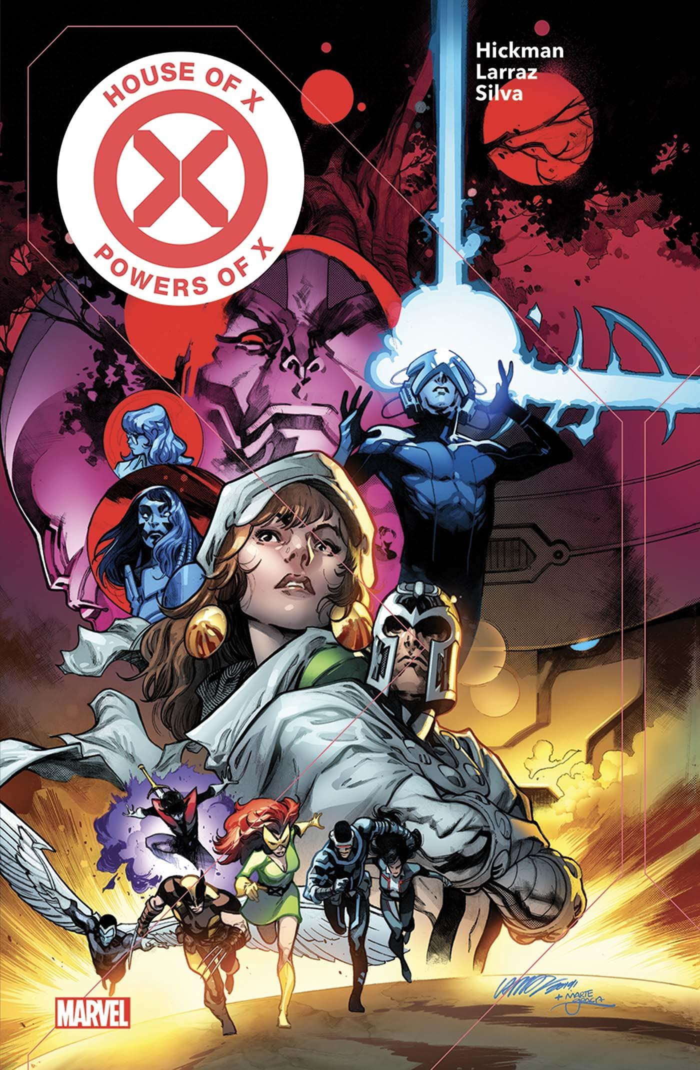X-Men - House of X | Powers of X 1
