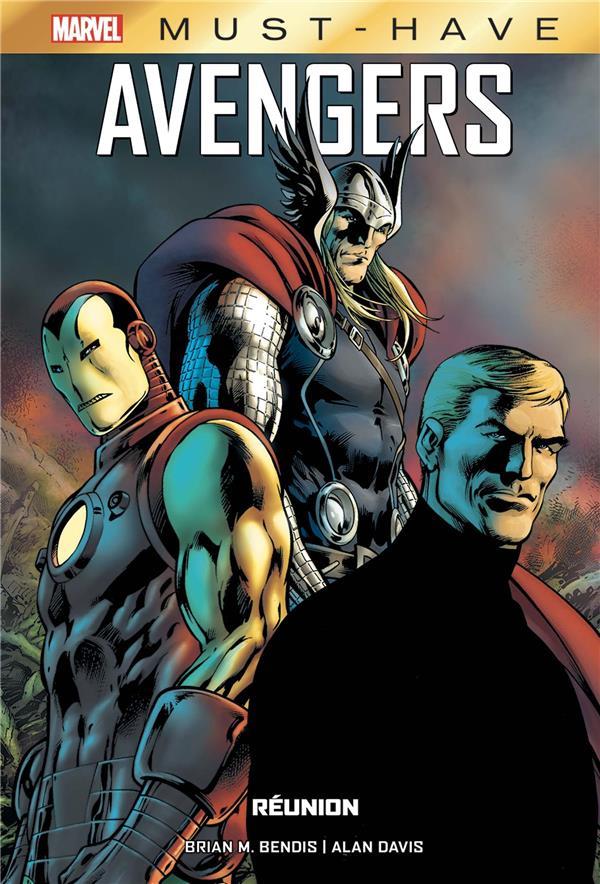Avengers - Réunion 1 - Réunion