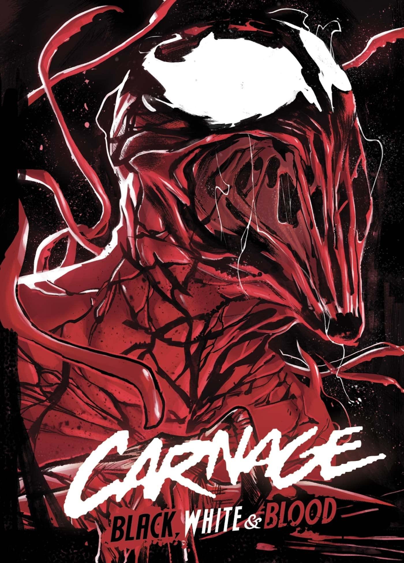 Carnage - Black white & blood 1