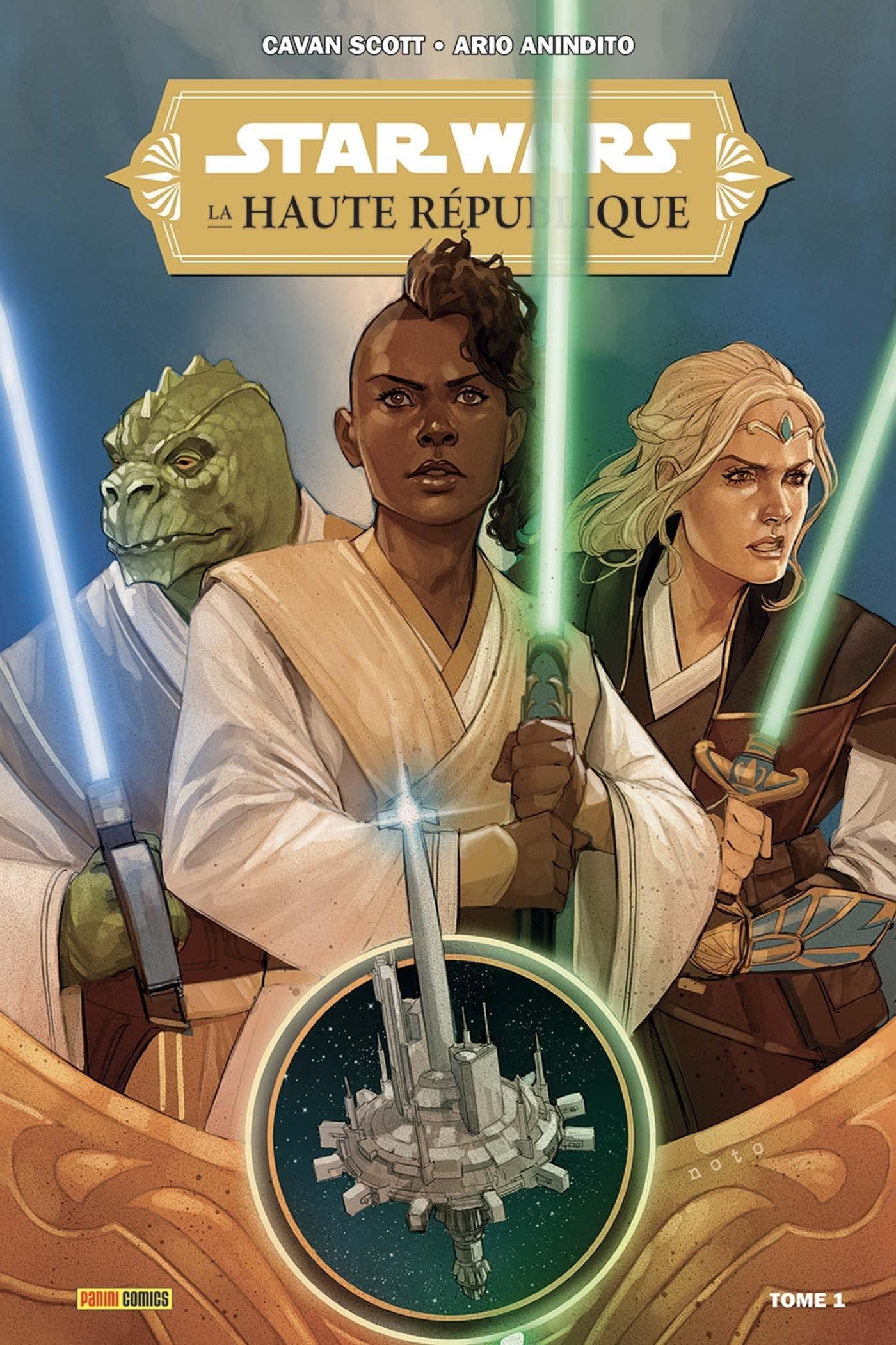 Star wars - La haute République 1