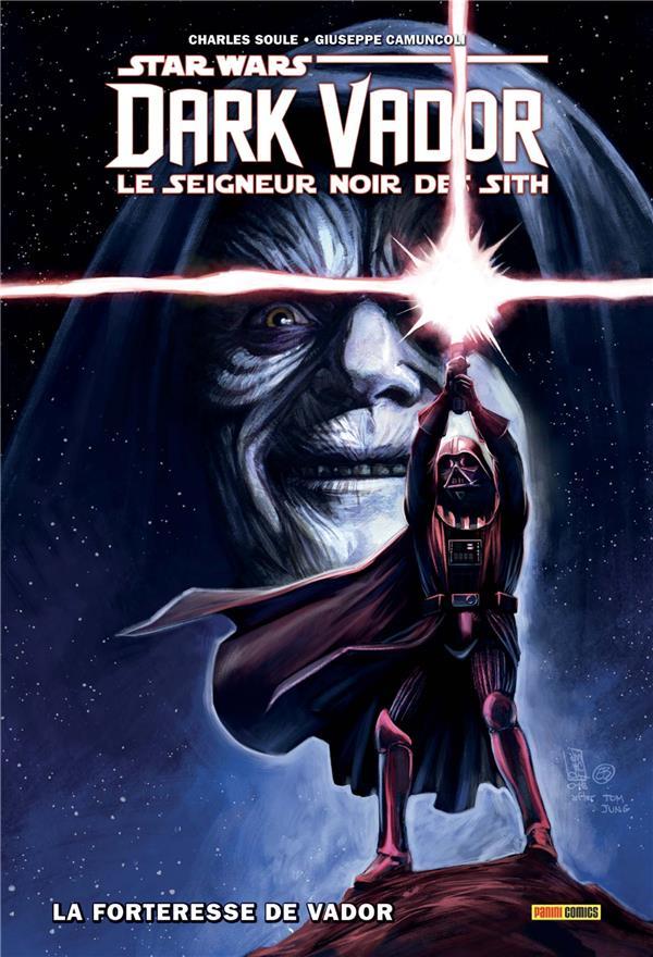 Star Wars - Dark Vador - Le Seigneur Noir des Sith 2 - La Forteresse