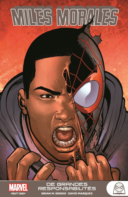 Miles Morales - Ultimate Spider-Man 3