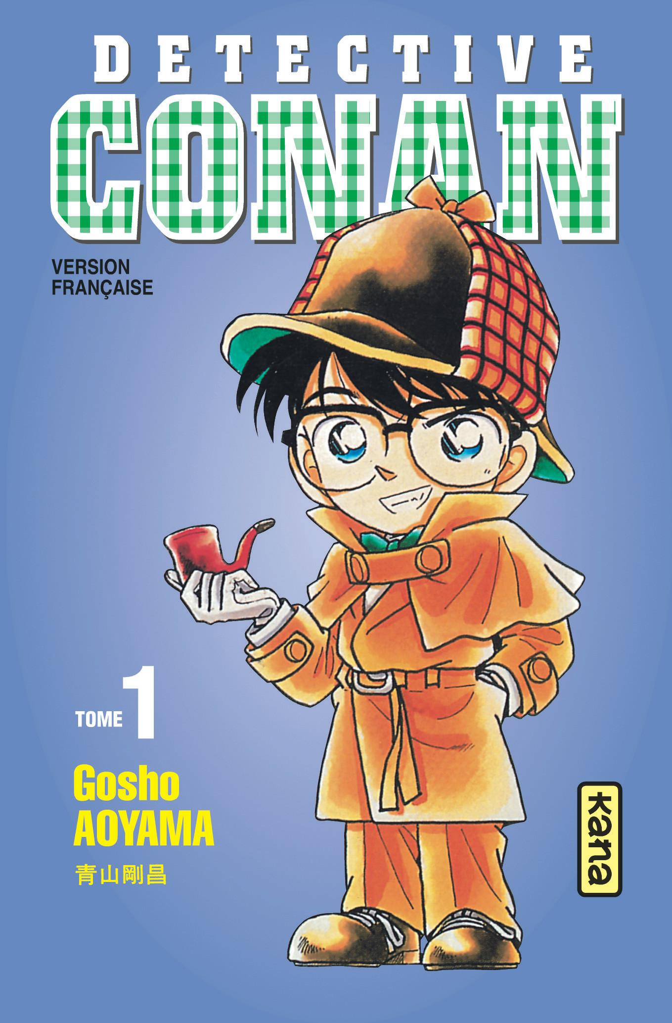 Detective Conan 1