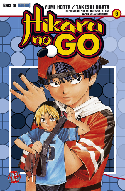 Hikaru No Go 9