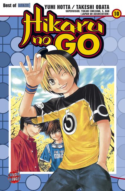 Hikaru No Go 10