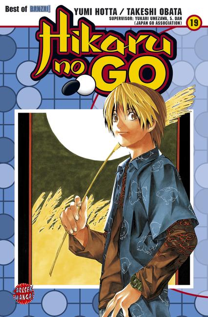 Hikaru No Go 19