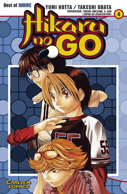 Hikaru No Go 4