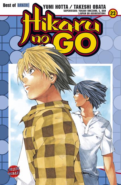Hikaru No Go 23