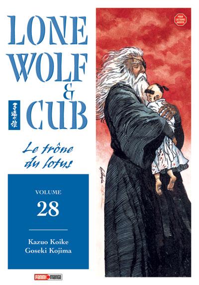 Lone Wolf & Cub 28